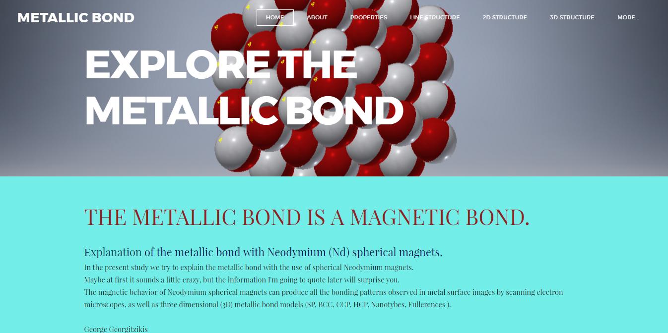 metallic bond